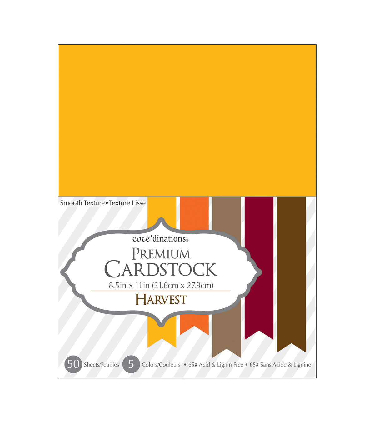 Core\u0027dinations Cardstock Harvest