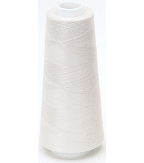Coats Surelock Overlock Thread 3,000yd - Natural Multipack of 6