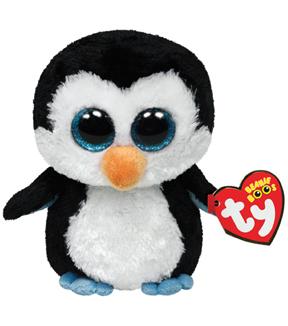 c2487eeaf89 TY Beanie Boo Waddles Penguin