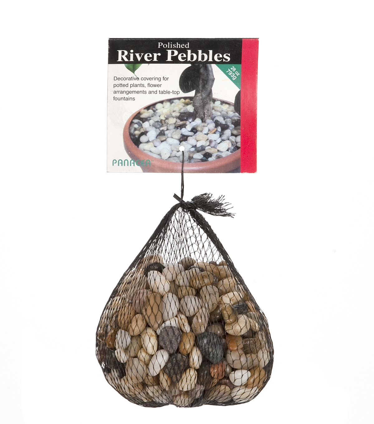 Panacea Products Assorted River Pebbles-28 oz