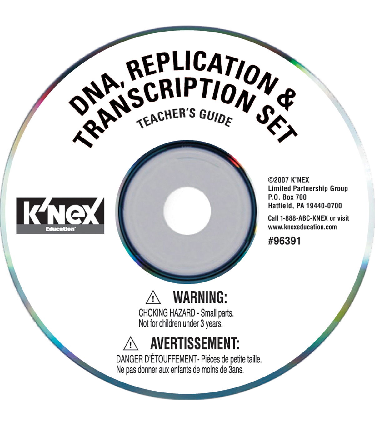 K\u0027NEX Education Dan Replication & Transcription