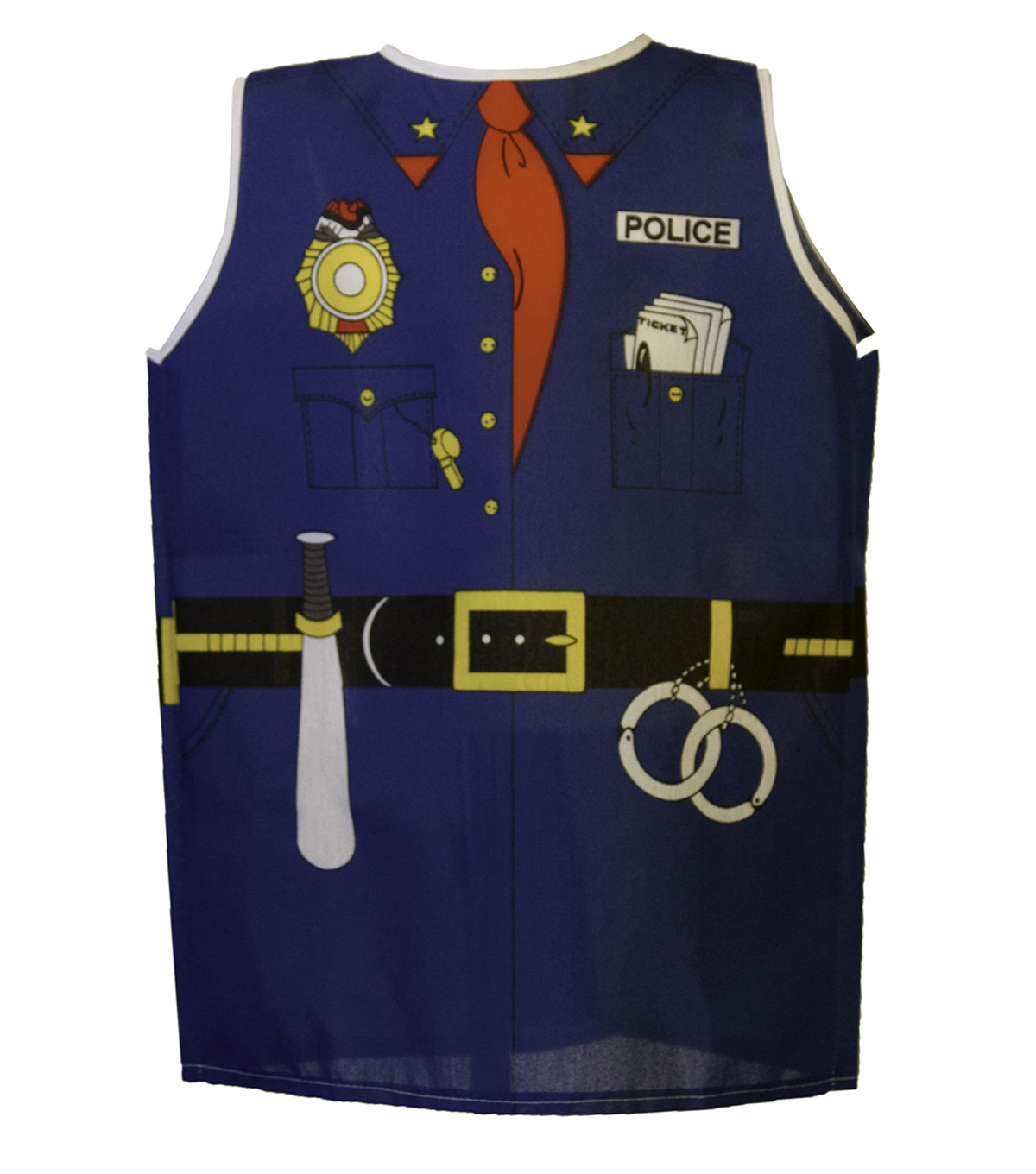Dexter Police Officer Dress-Up Costume