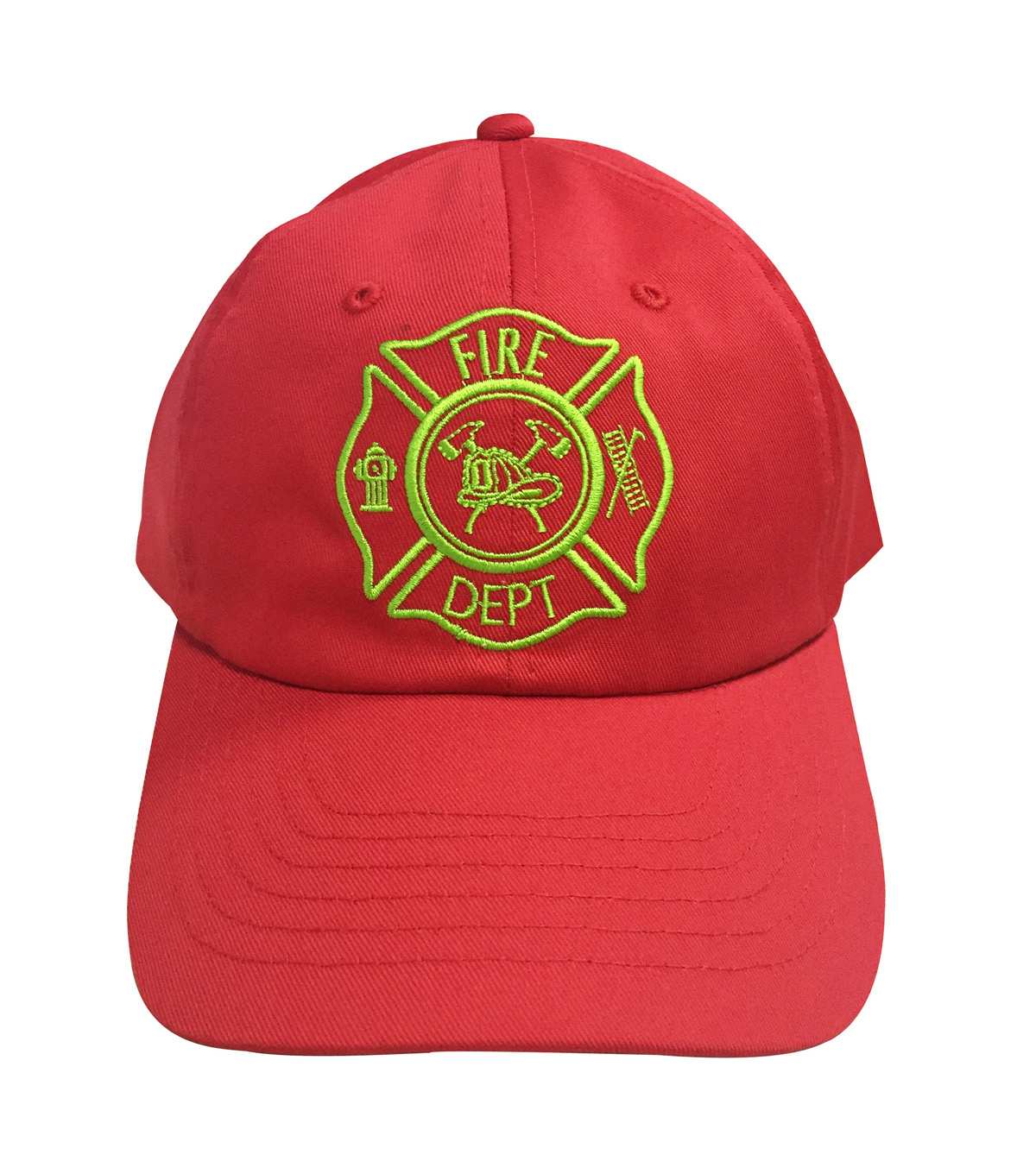 My 1st Career Gear Firefighter Top 18 Month & Red Firefighter Cap
