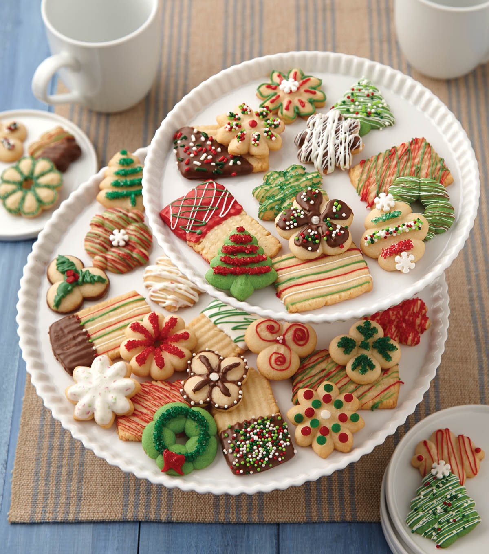 Christmas Spritz Cookies Joann