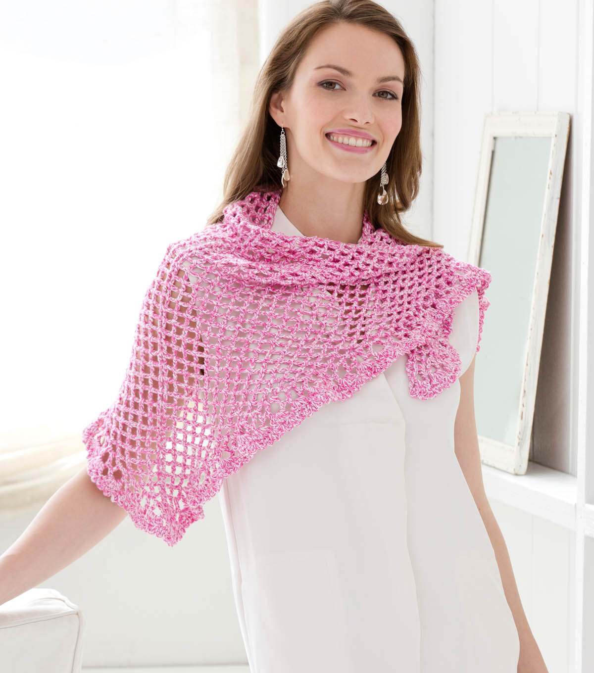 Summer\u0027s Day Shawl