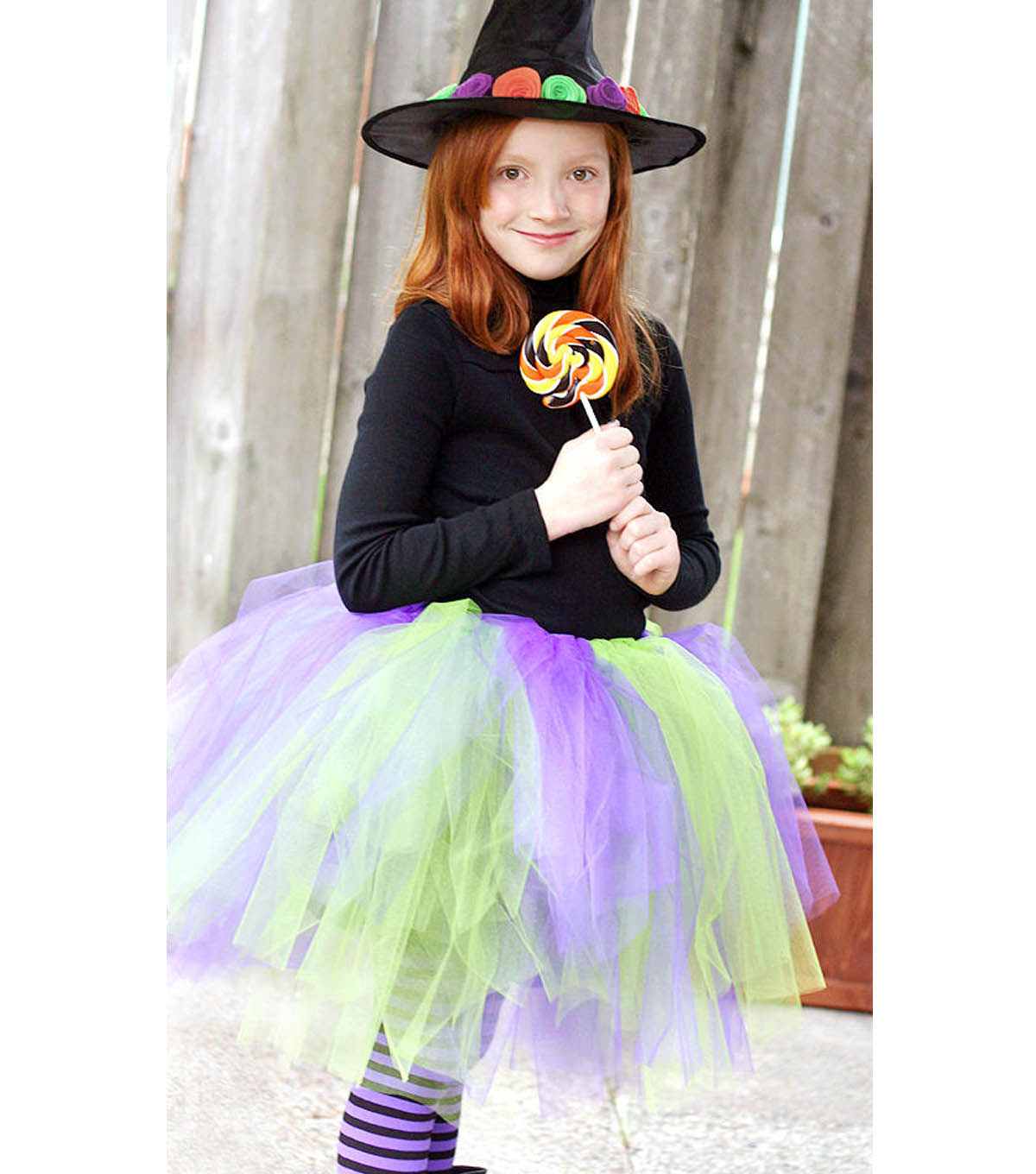 Diy Easy Halloween Witch Costume Joann