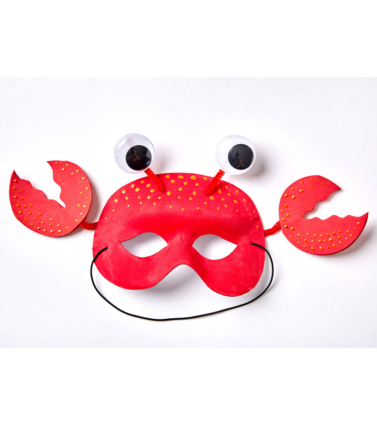How To Make A Crab Mask Joann