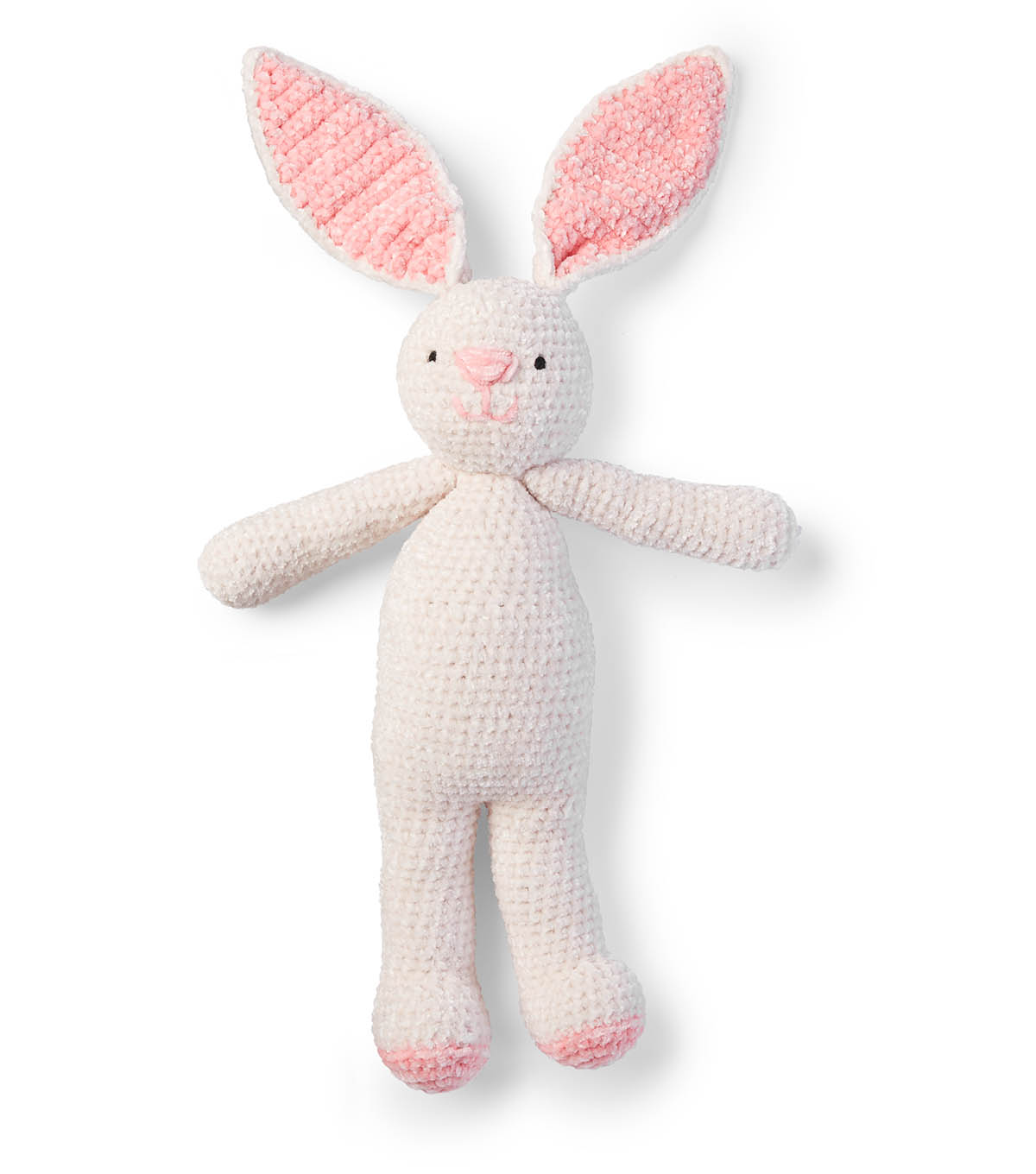 Velvet Bunny Amigurumi Free Crochet Pattern - Crochet For You ... | 1360x1200