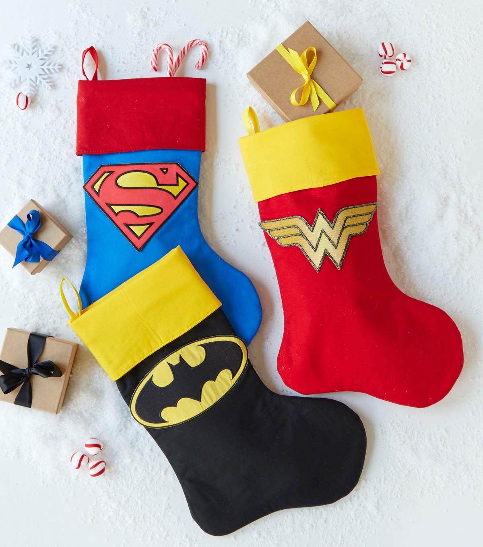 How To Make A Superhero Stockings | JOANN