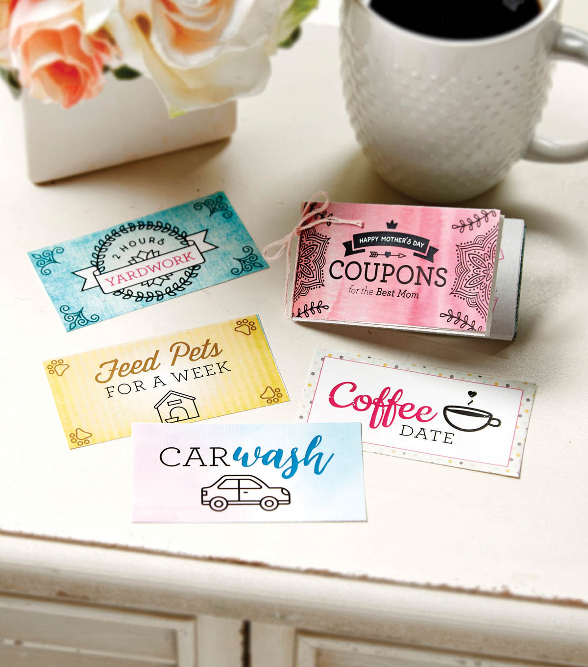 Printable Mother's Day Coupons | JOANN