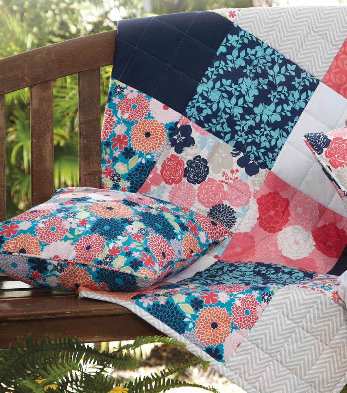 Jo Ann Fabrics And Crafts Mall: Block Quilt