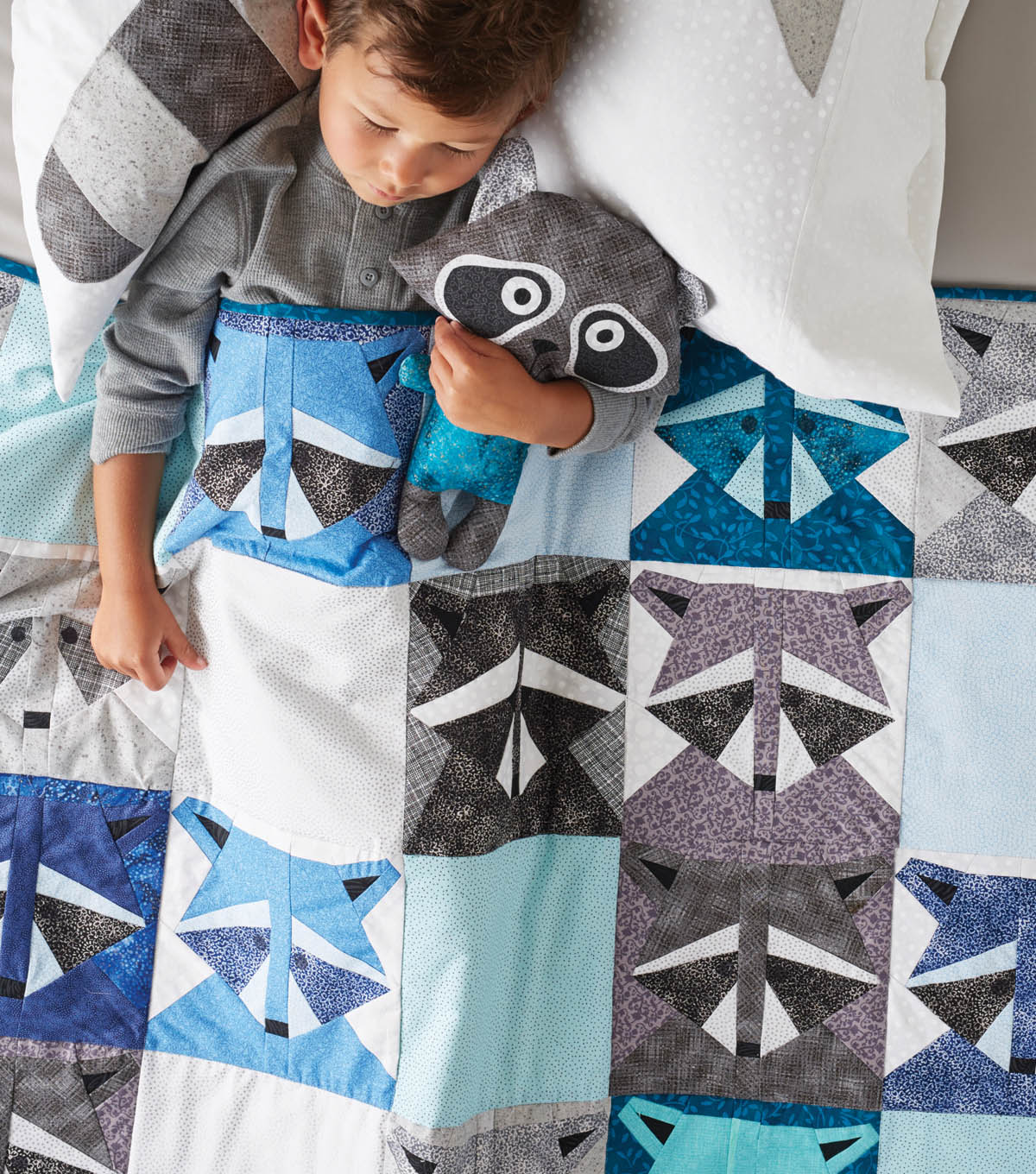 How To Make A Racoon Quilt Joann