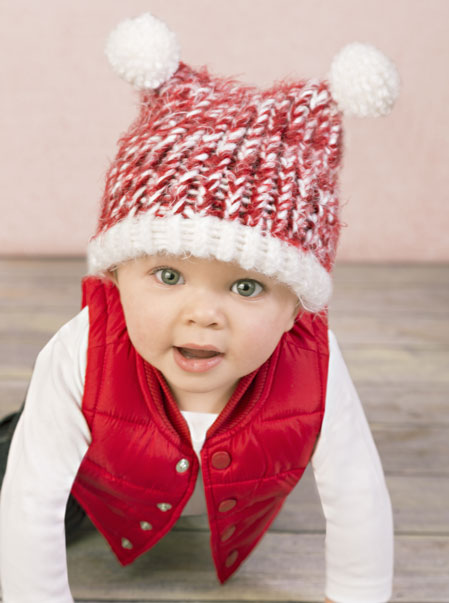 Baby Winter Hat - How to Make a Baby s Hat  dab2bdc1b04