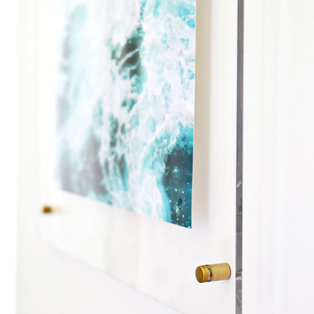 Floating Acrylic Frame DIY   JOANN