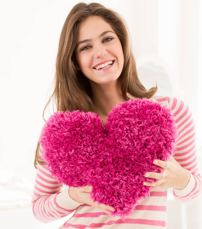 How To Make A Be Still My Heart Pillow Joann