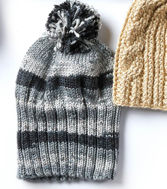 989da5eb2 Knit A Stormy Weather Hat