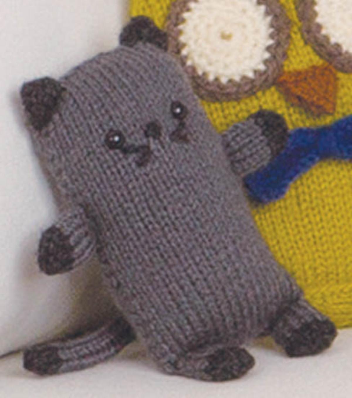 Loom Knit Cat Joann