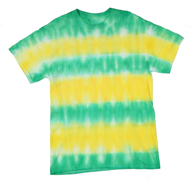 Tie Dye Stripes - How to Stripe Tie Dye Shirts | JOANN