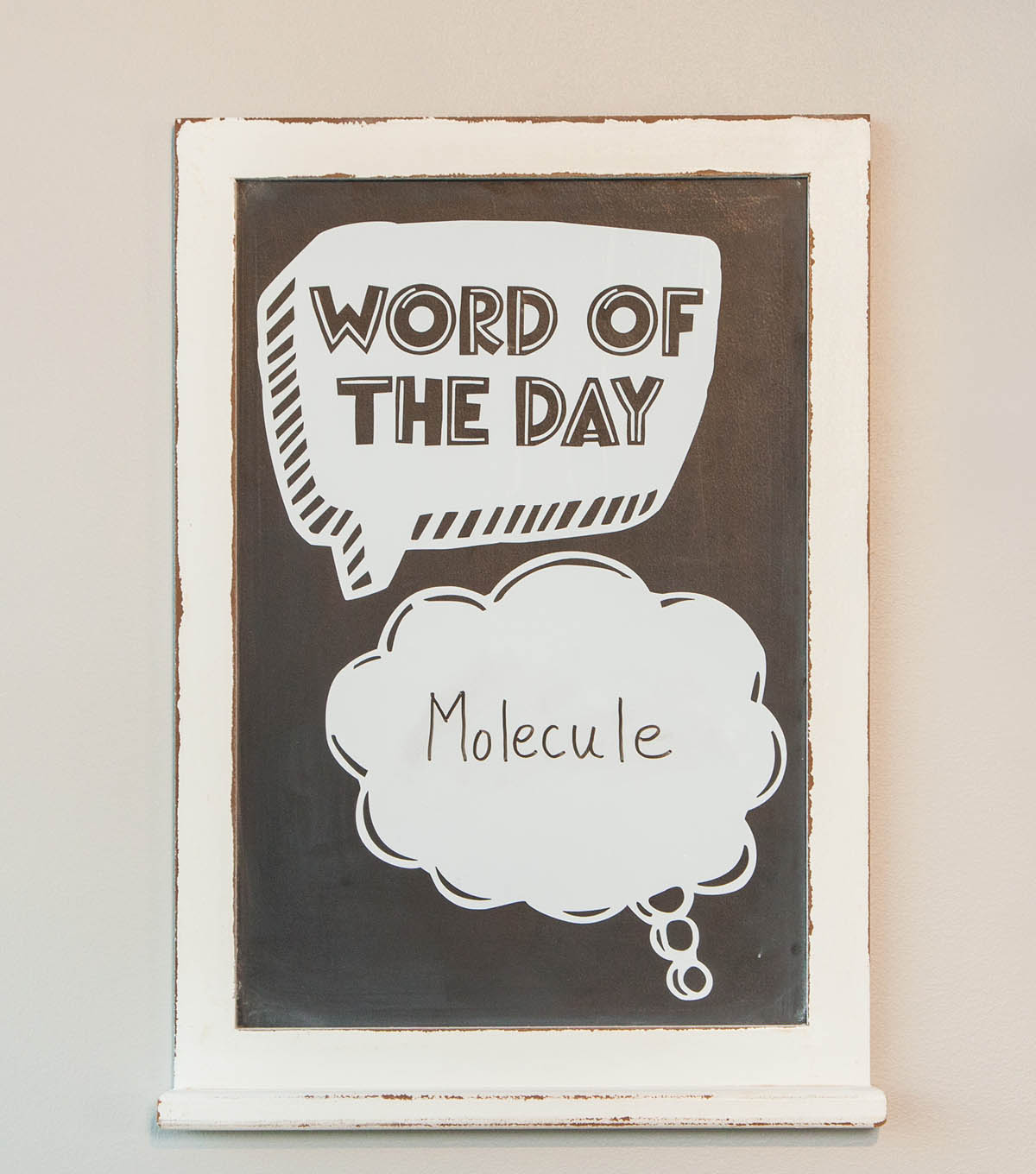 Word of the Day Wall Art