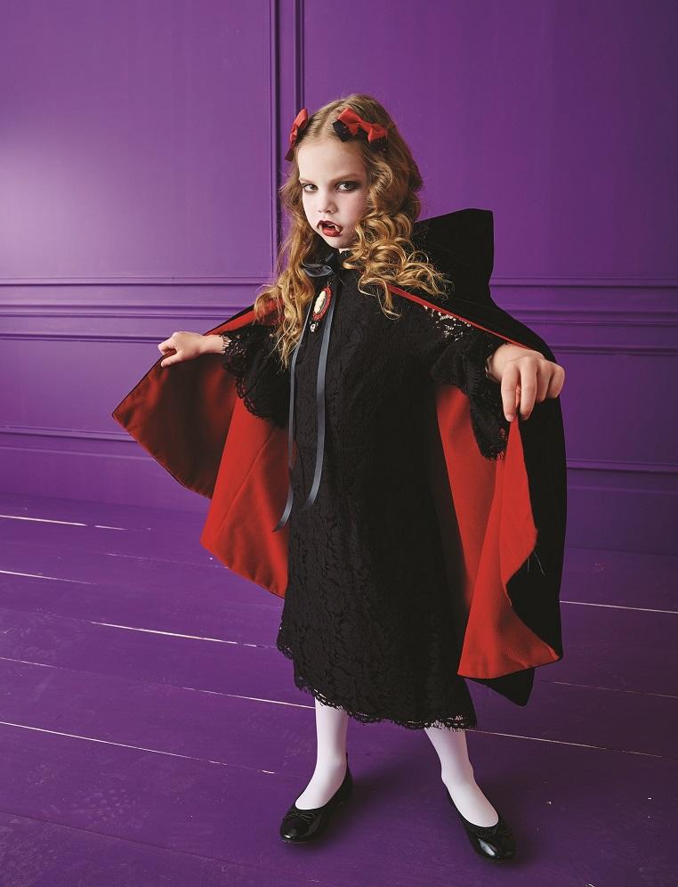 Kid V&ire Costume  sc 1 st  Joann & Kids Vampire Costume - DIY Halloween Costume | JOANN