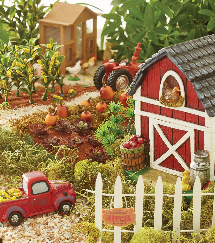 Farm Fairy Garden   JOANN