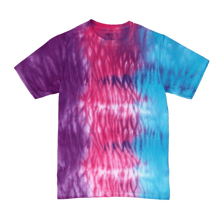 How To Make A Shibori Tie Dye Technique T-shirt