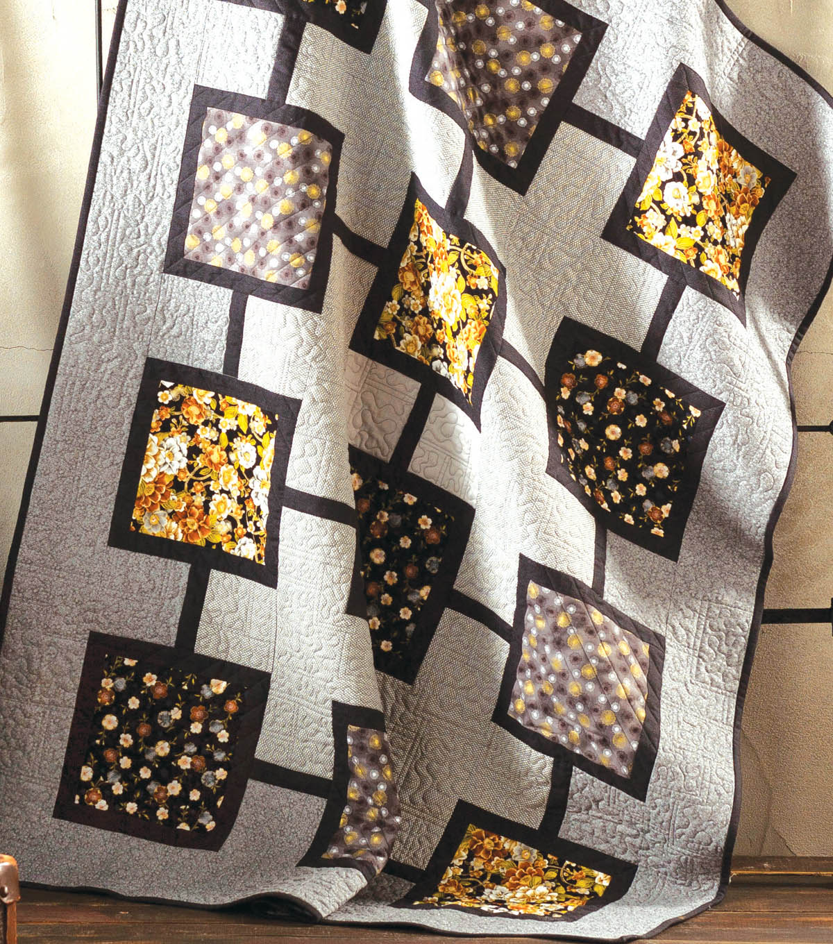 Jo Ann Fabrics And Crafts Mall: Squares Quilt