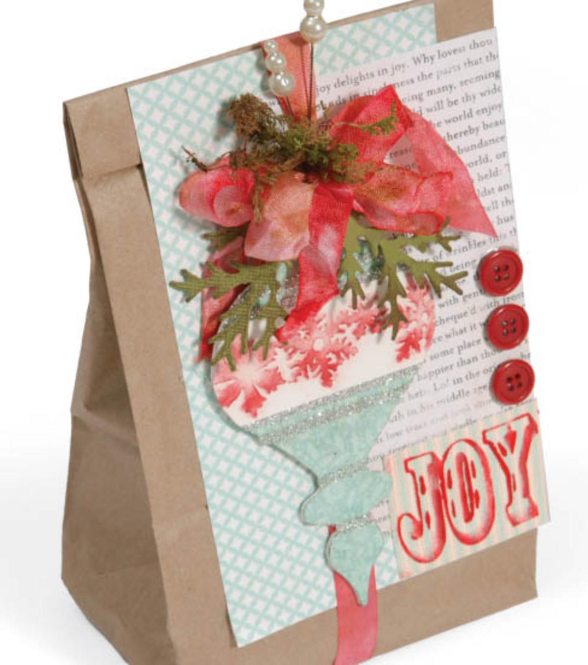 sc 1 st  JoAnn Fabrics & Christmas Gift Bag | JOANN