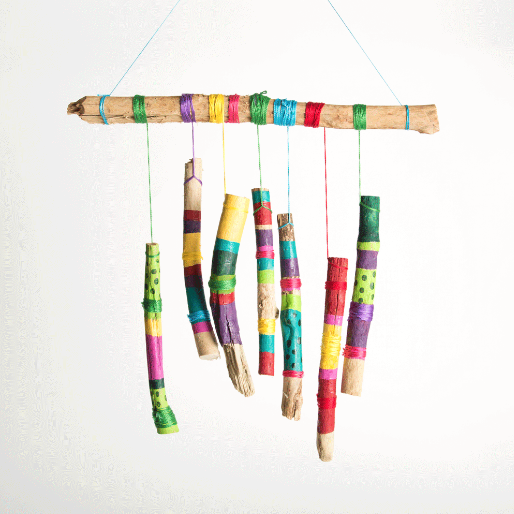 Image result for Stick windchimes