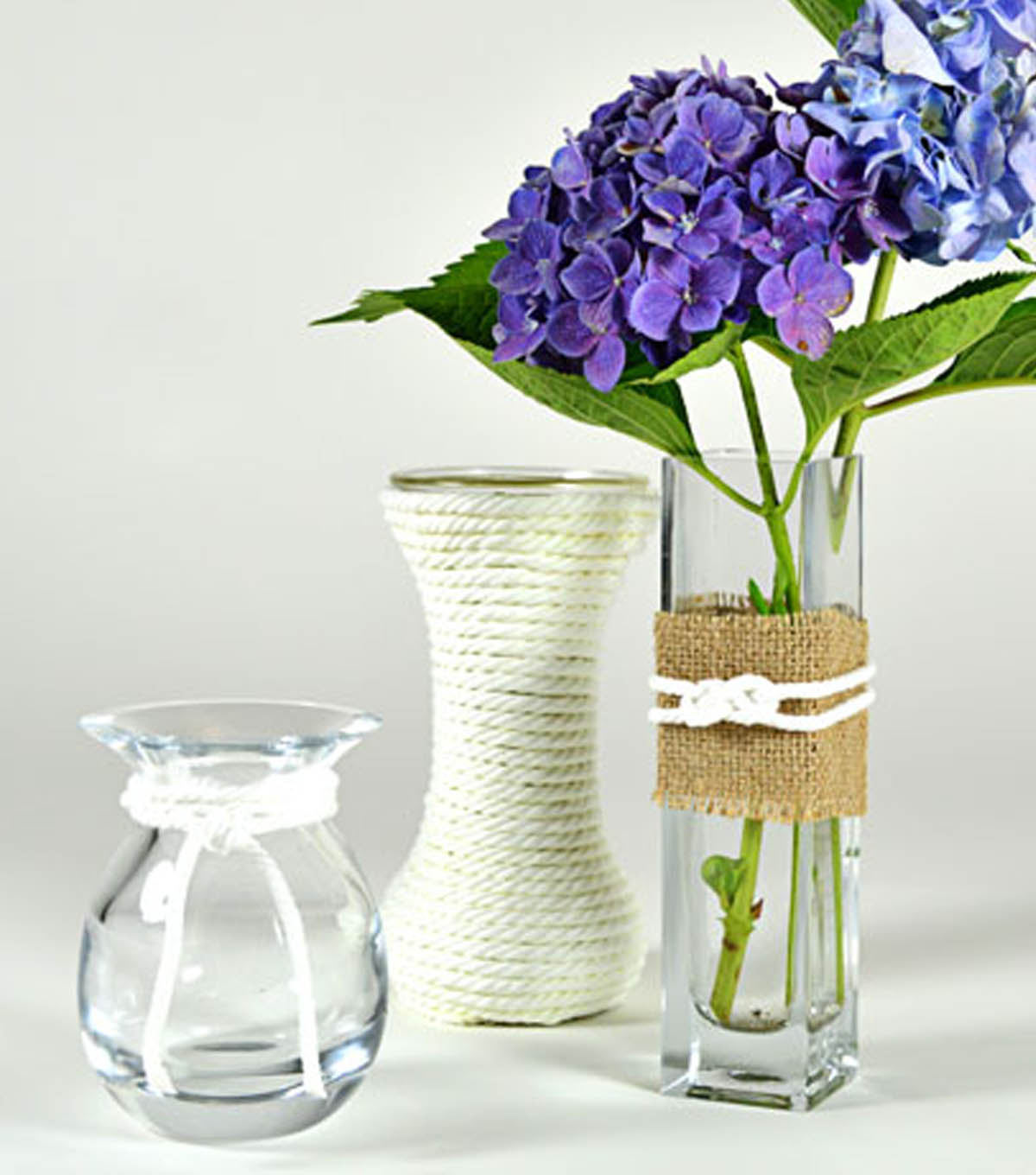 Cable Cord Vases