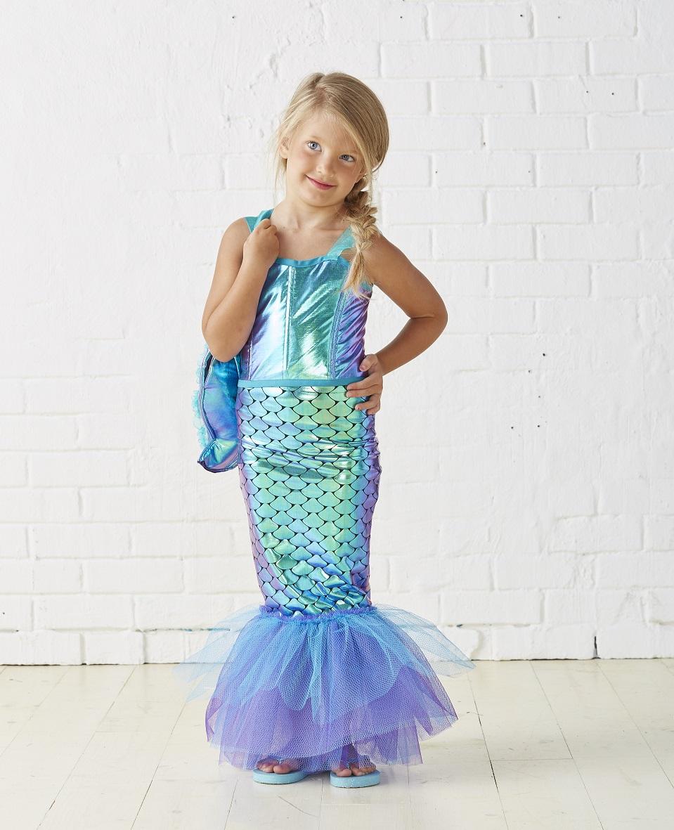 Mermaid Costume  sc 1 st  Joann & Mermaid Costume - Kids Halloween Costumes | JOANN