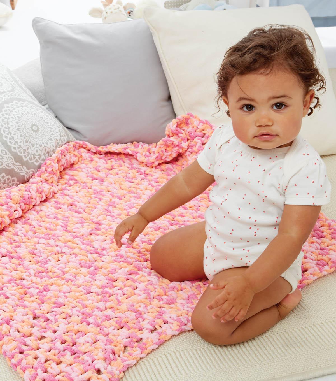 Bernat Baby Blanket Yarn Patterns Awesome Design Inspiration