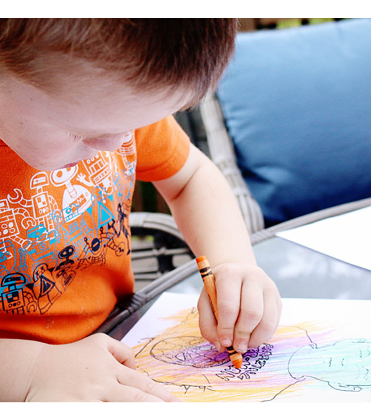 How To Make Personalized kids Coloring Book | JOANN