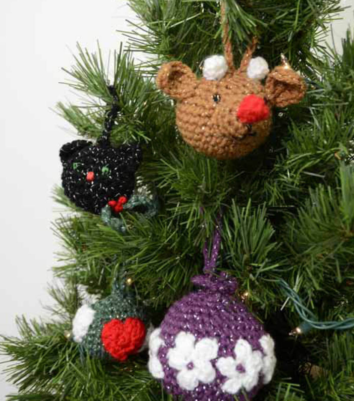 Holiday Ornaments How-To Sheet