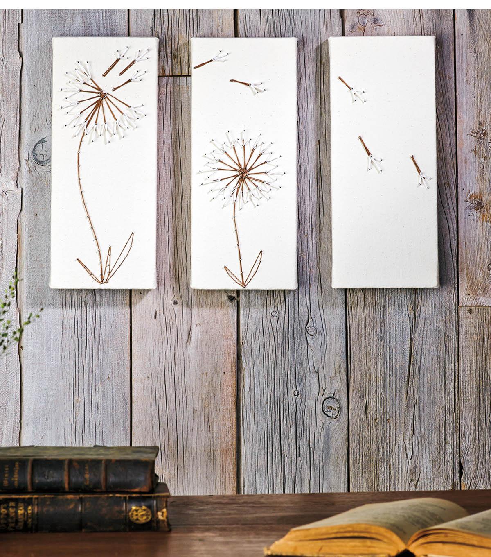 Dandelion String Art Joann