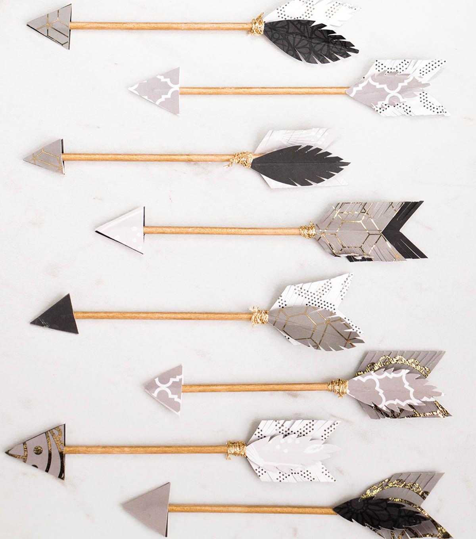 How To Make Paper Arrows Joann