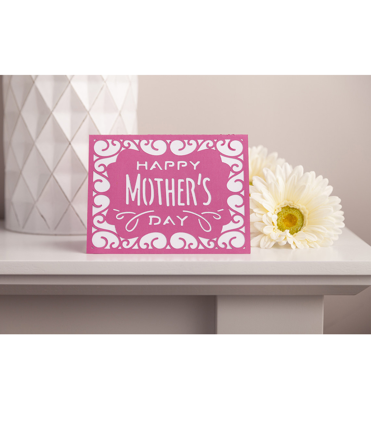 How To Make Happy Mother S Day Cricut Card Joann