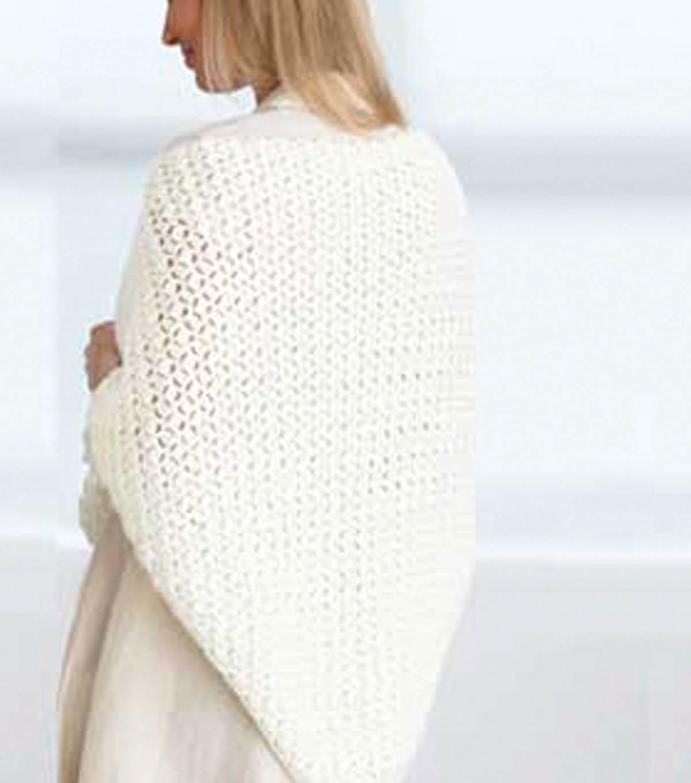 Crochet Prayer Shawl Joann
