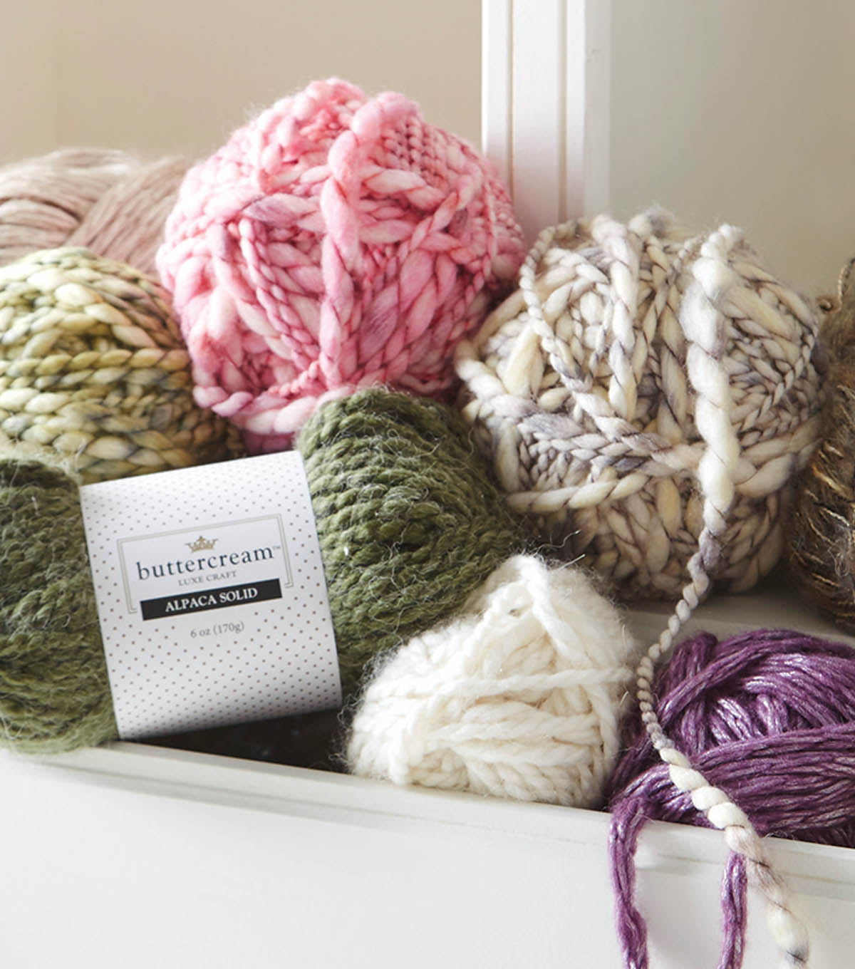Buttercream Yarns | JOANN