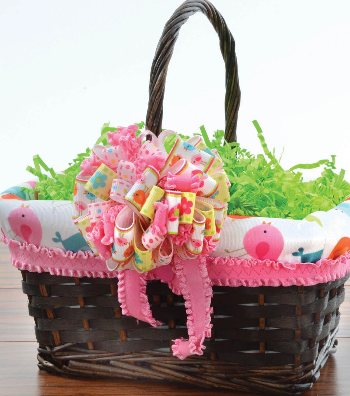 Lined Easter Basket | JOANN