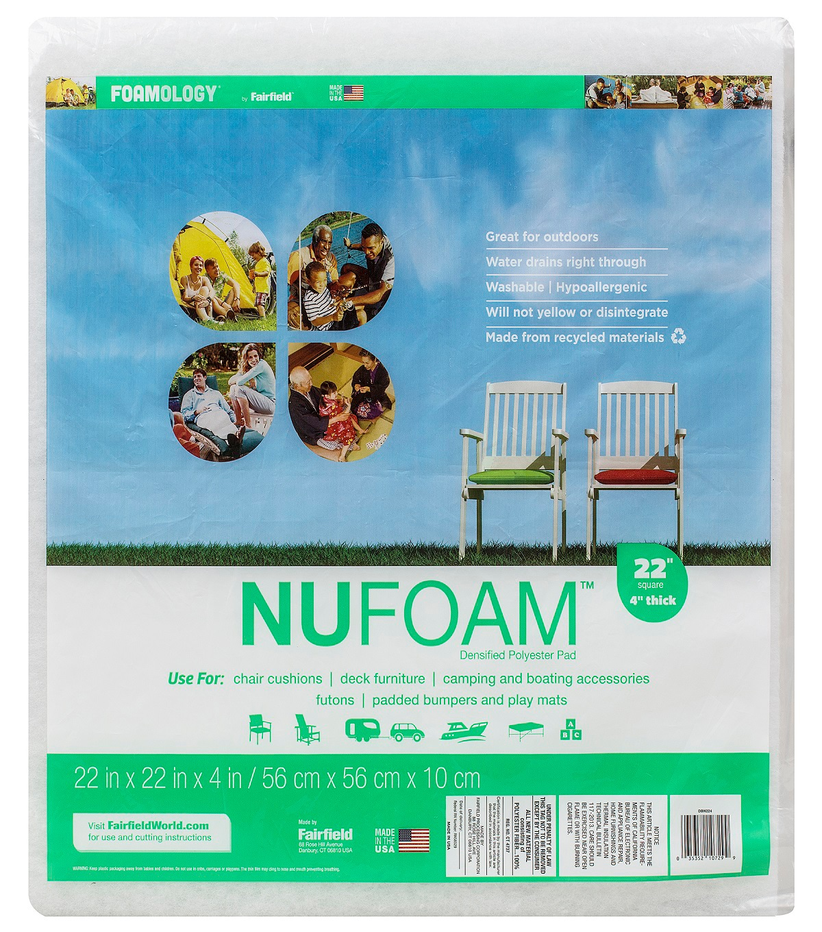 Nu-Foam from JOANN.com