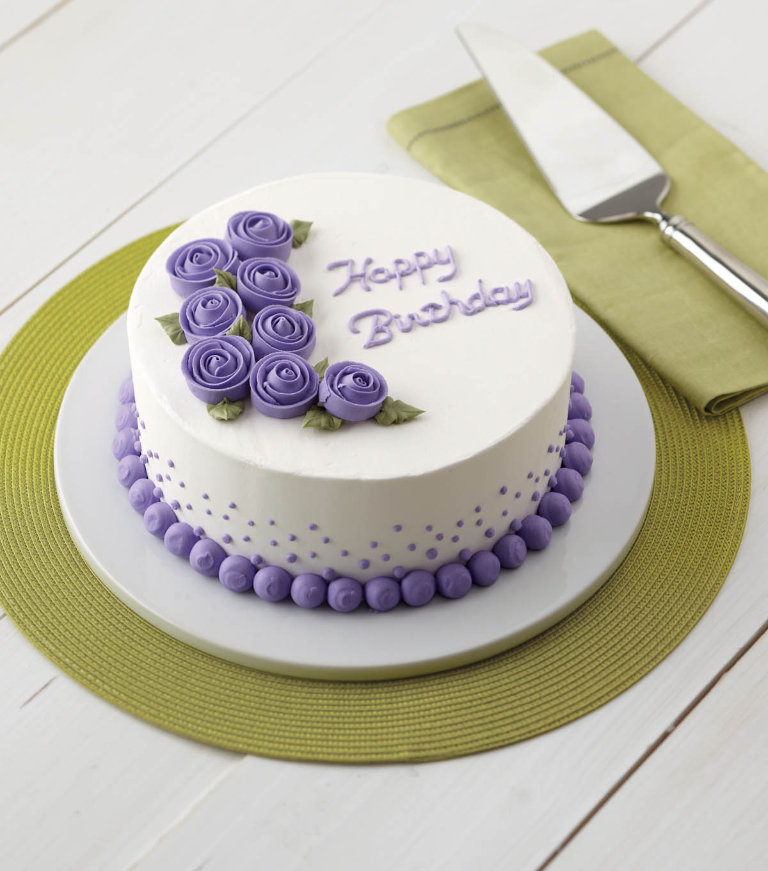 Joann Fabrics Cake Decorating Class