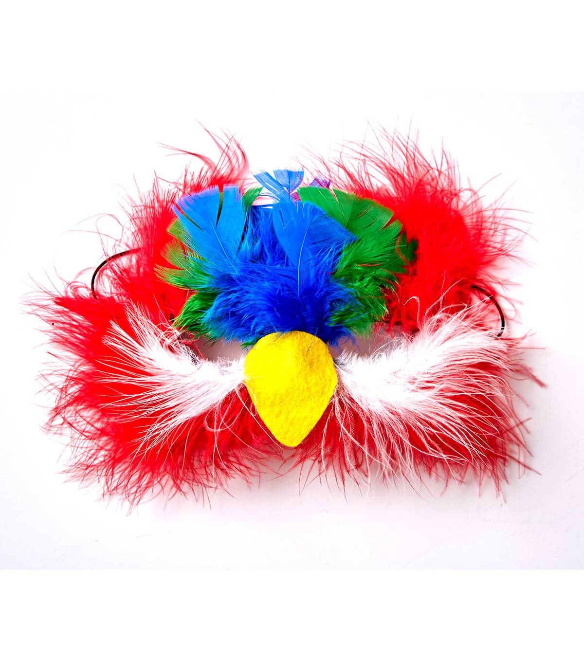 How To Make A Parrot Mask Joann
