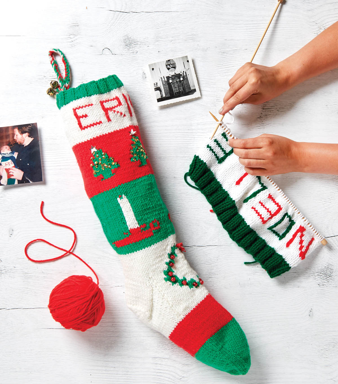 Uncategorized Christmas Stocking Story the stocking story erins joann erins