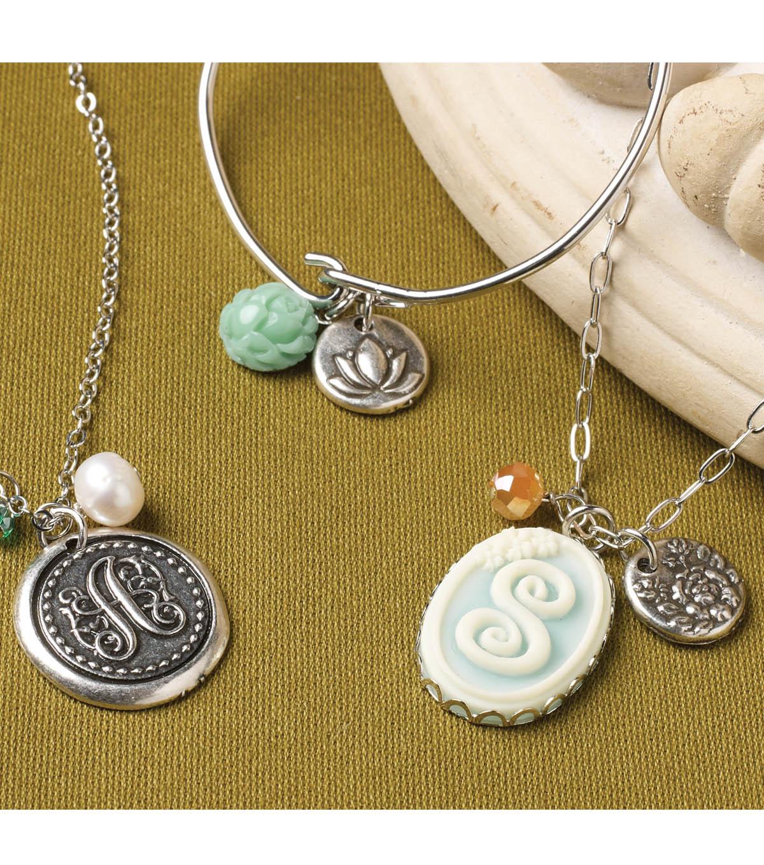 The Monogram Collection Jewelry Trio JOANN