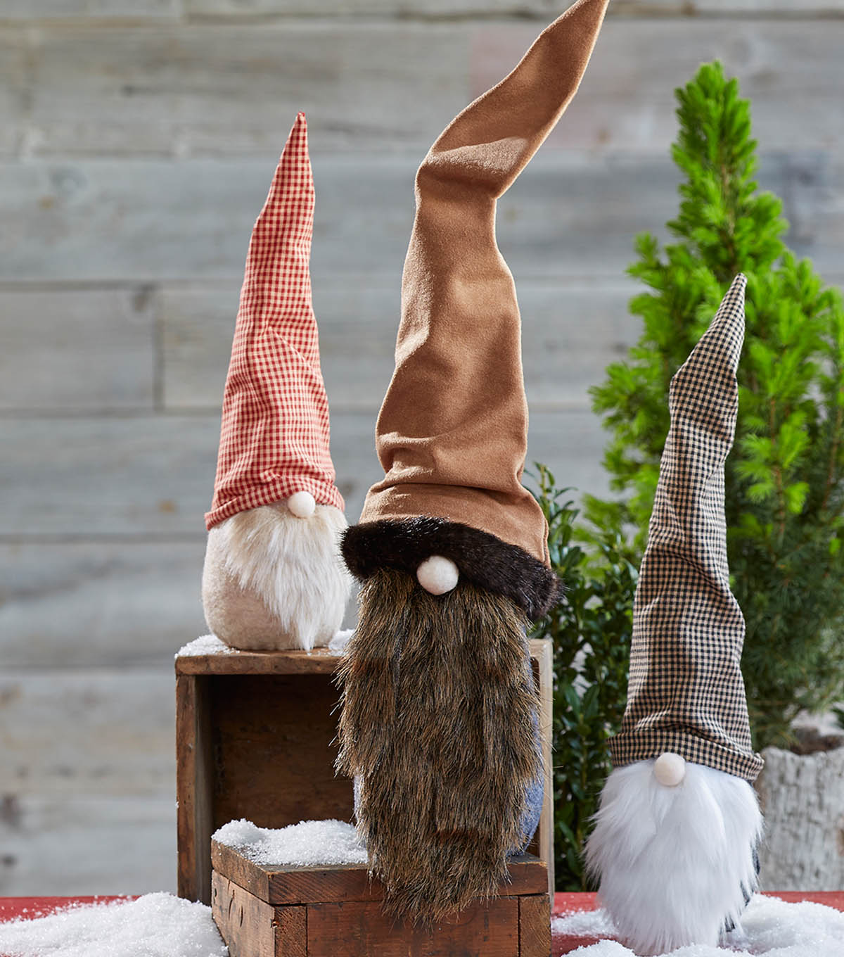 How to make holiday gnomes joann