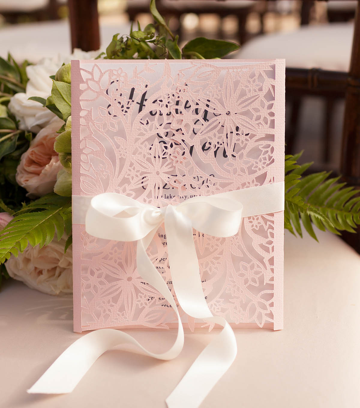 How To Make A Wedding Welcome Sign - Wedding Crafts | JOANN