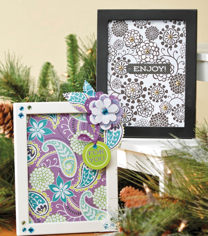 Embellished Picture Frames Bi-Fold | JOANN