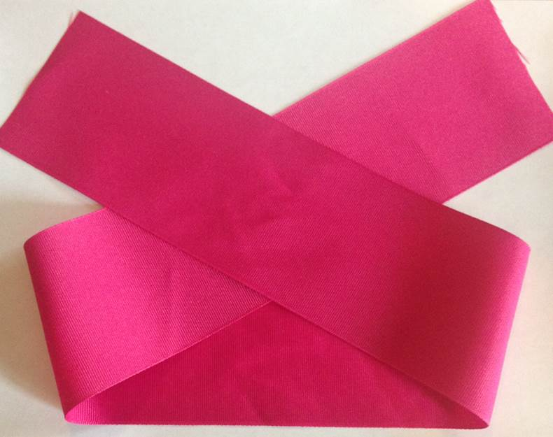 How To Make An Offray Grosgrain 3 Cheer Ribbon Joann