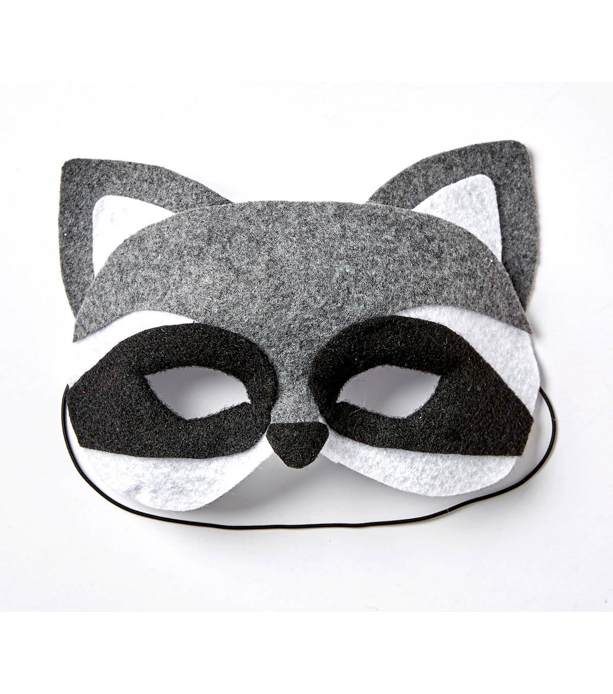 How To Make A Raccoon Mask Joann